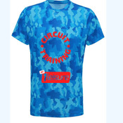 TR015   TriDri® Hexoflage™ performance t-shirt